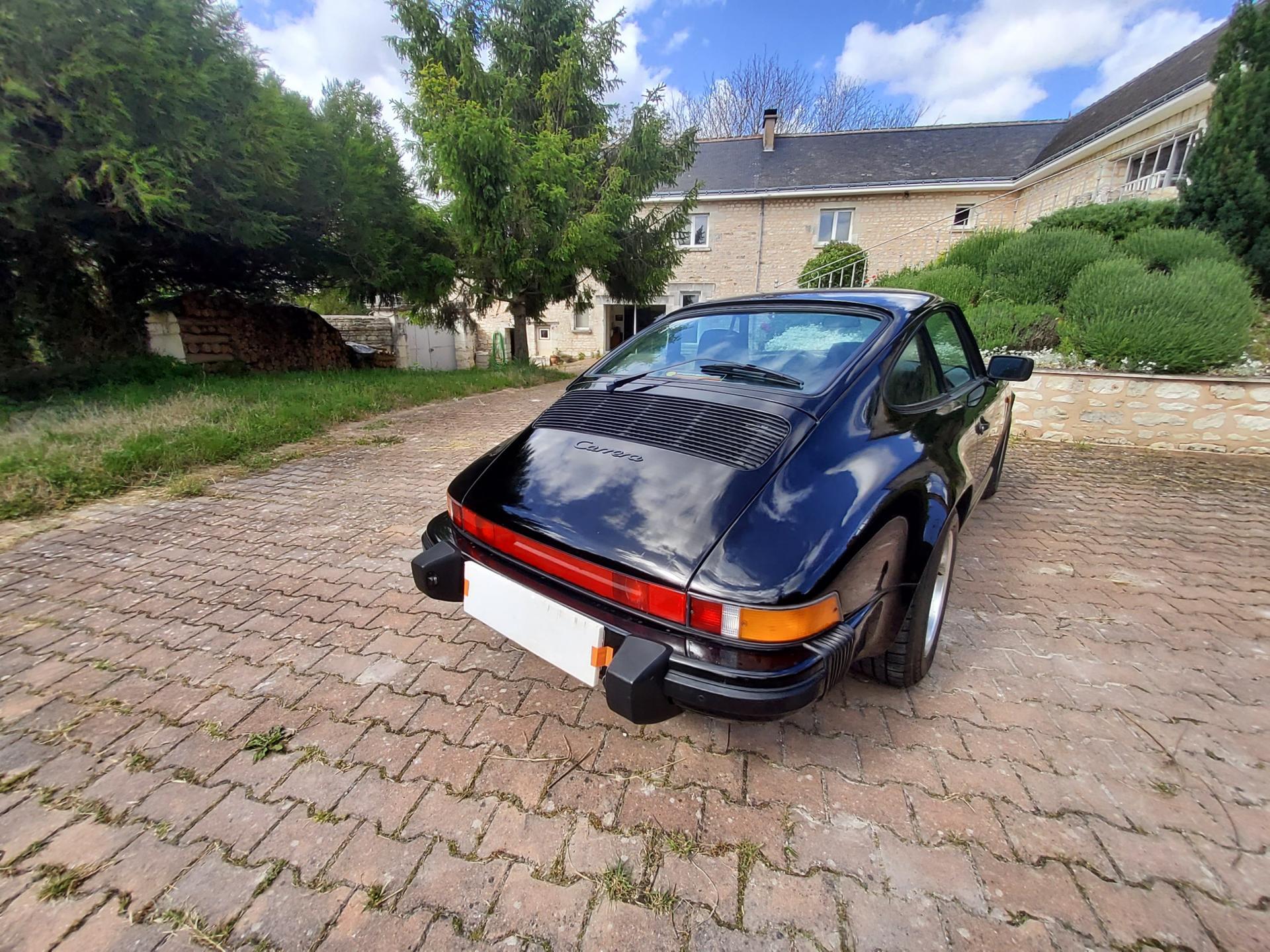 Porsche 911 Carrera 3.2 Cabriolet 915 (Porsche 911 caisses G (1974-1989))