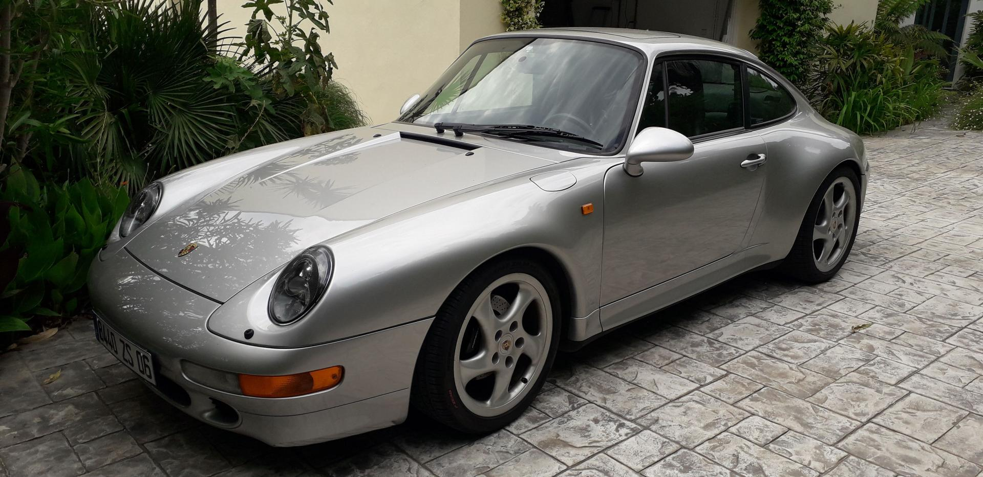 Porsche 993 Carrera 4S/2S X51 (Porsche 993)