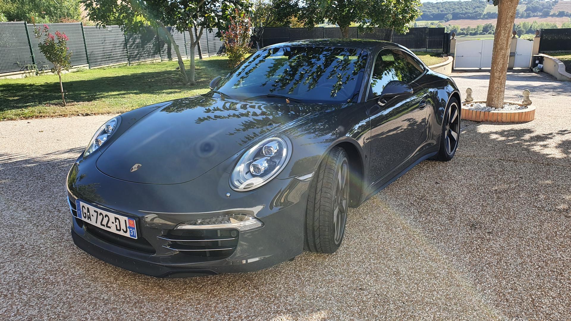 Porsche 991 50 ans (Porsche 991)