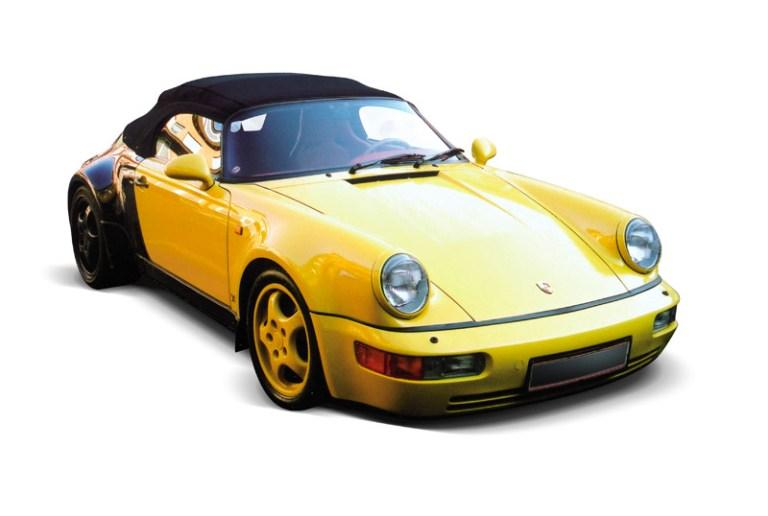 3 964 speedster tlu