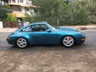 Porsche 993 Targa (Porsche 993)