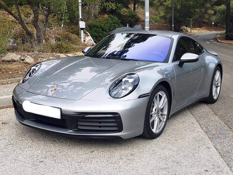Porsche 992 Carrera 4 (Porsche 992)