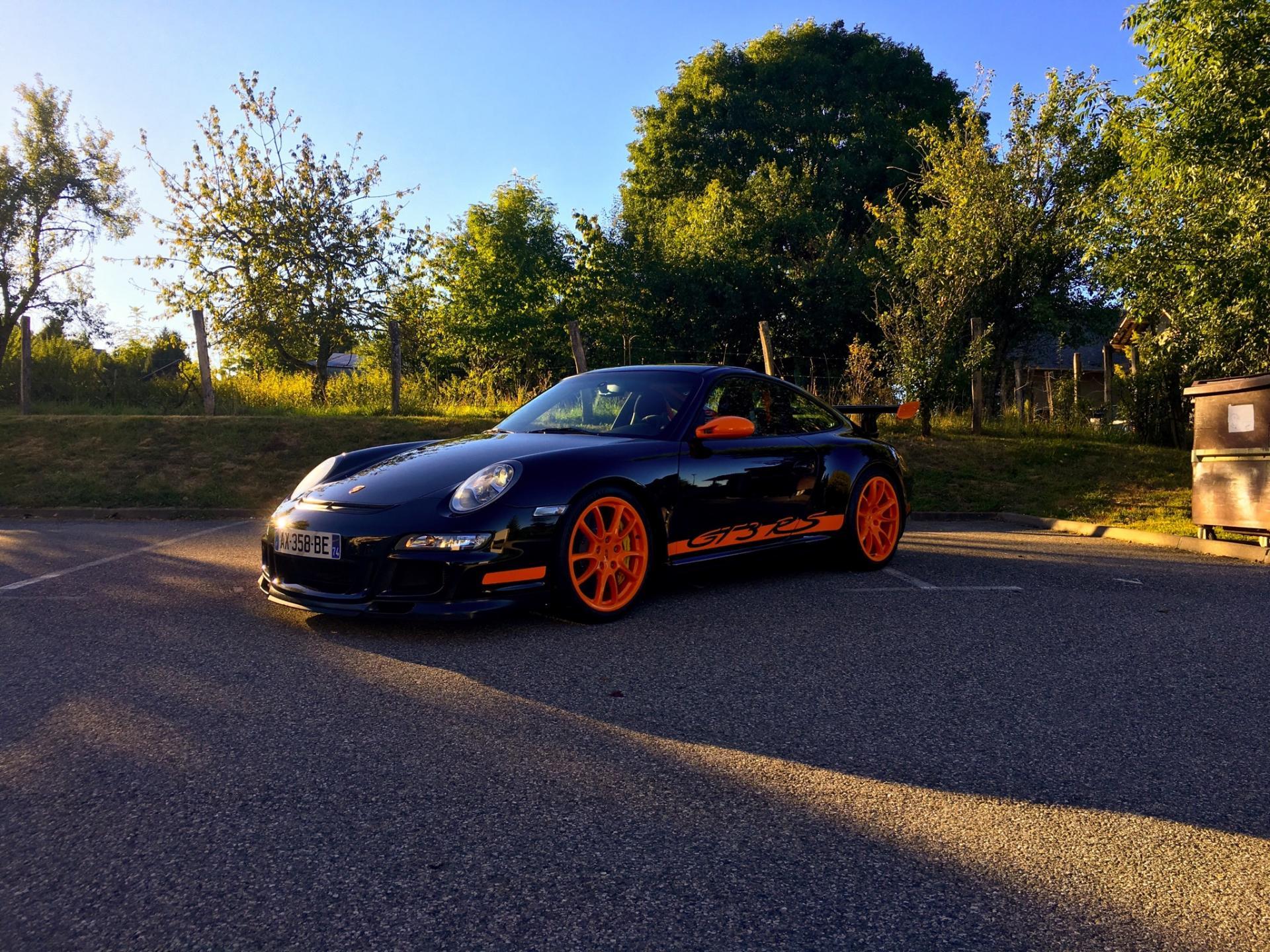 Porsche 997 GT3 RS 3.6 (Porsche 997)
