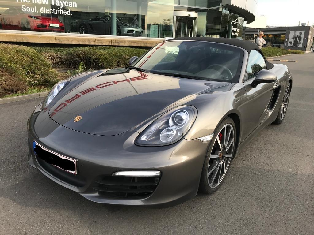Boxster S 3.4 310ch