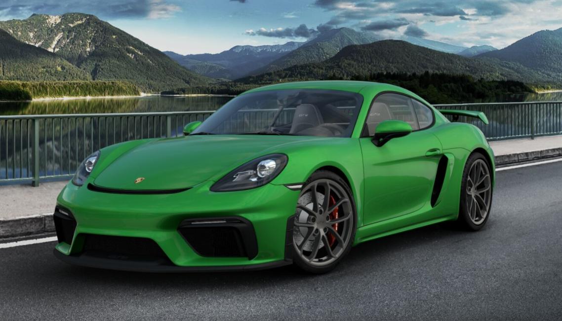 718 gt4 vert python