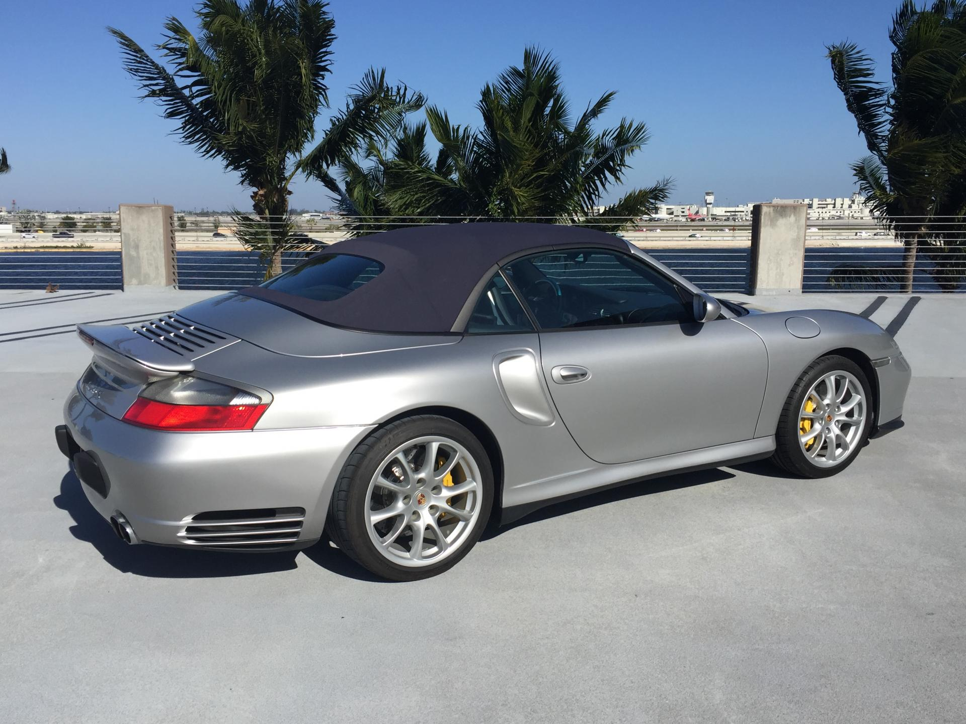996 Turbo S Cabriolet