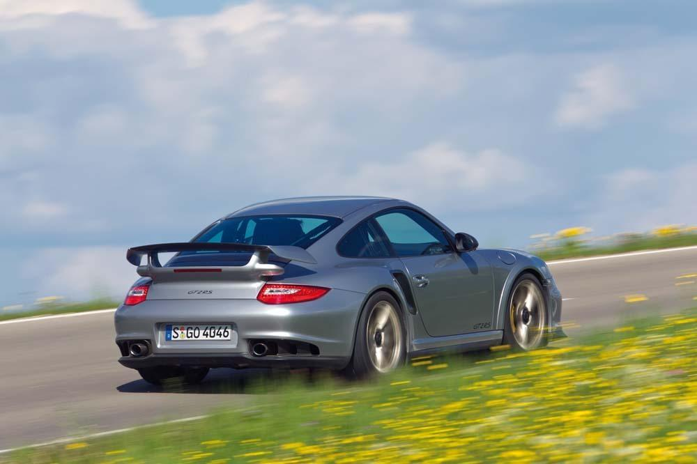 911 997 gt2 rs arriere