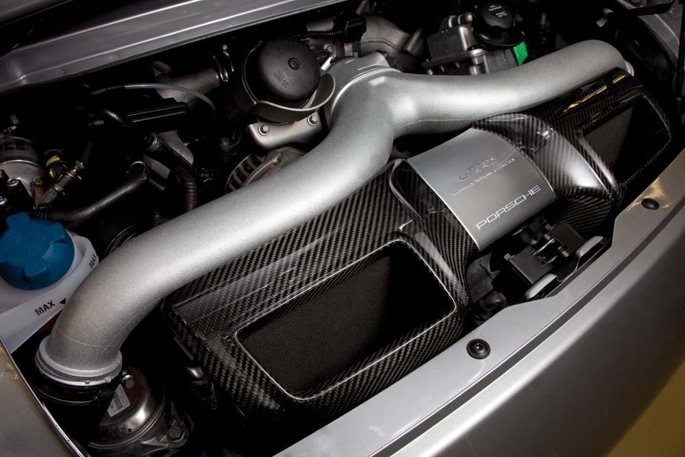 911 997 gt2 rs moteur
