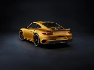 911 turbo s exclusive series 4