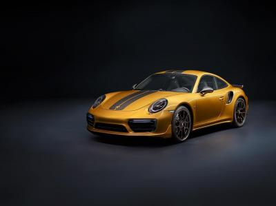 911 turbo s exclusive series 5