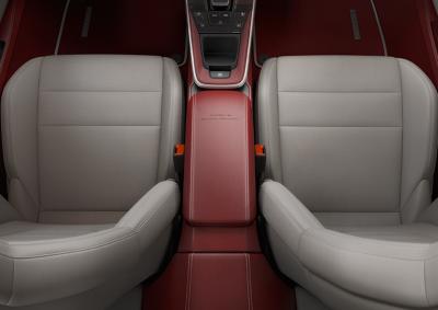 intérieur bi-ton porsche Turbo S