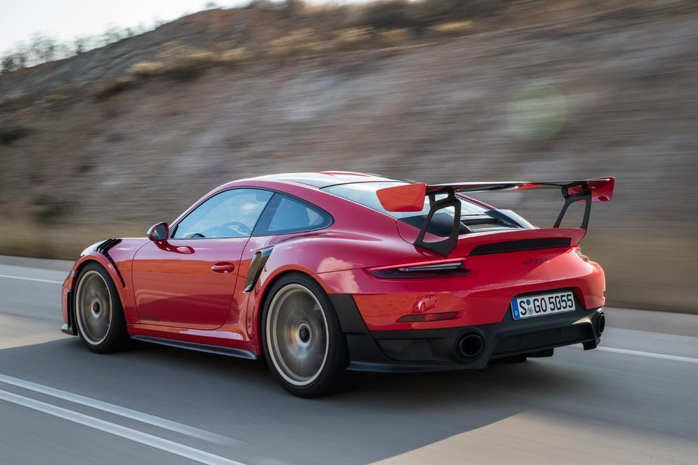 991 gt2 rs rouge