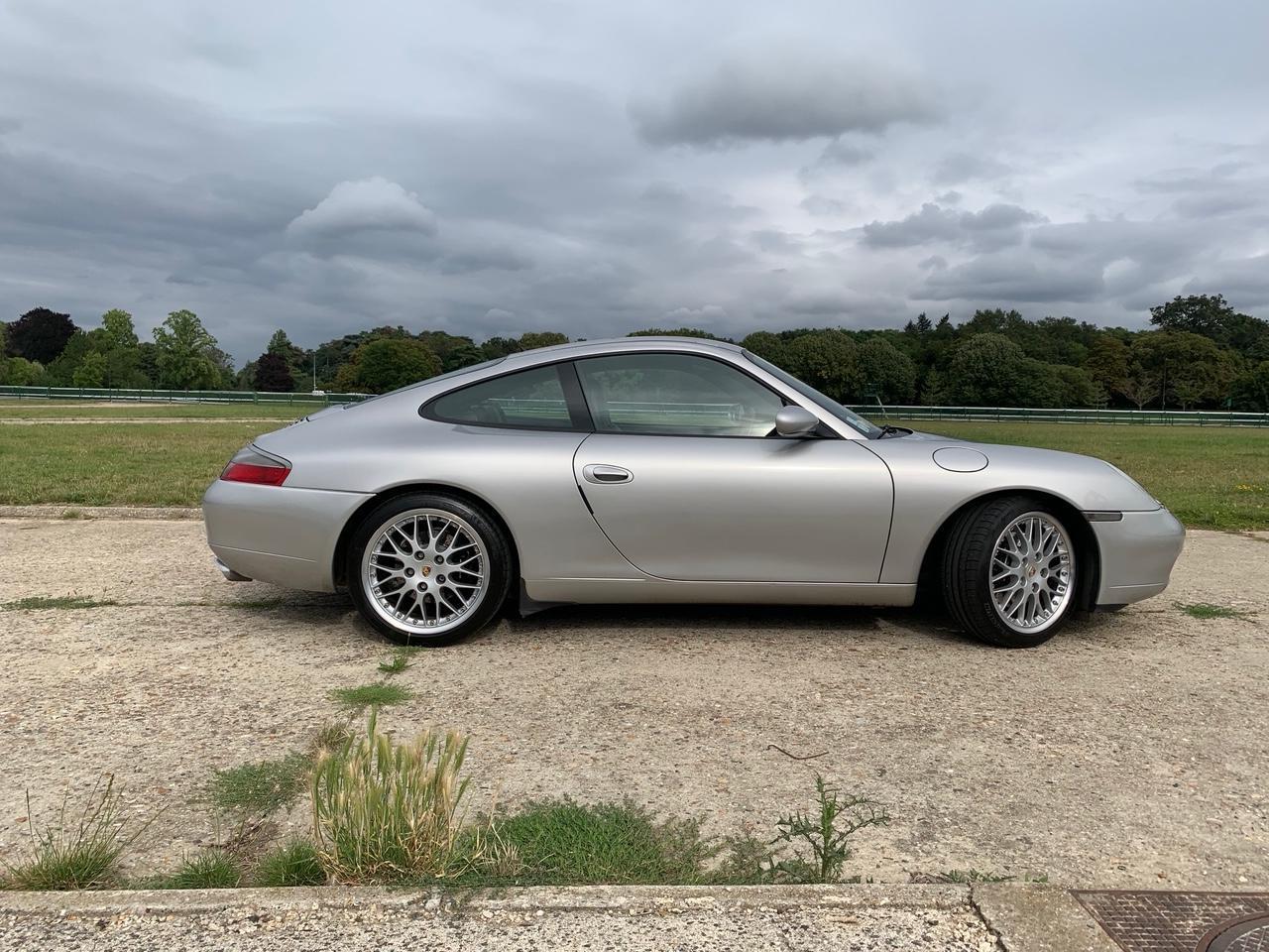 Porsche 996 3.4 Carrera (Porsche 996)
