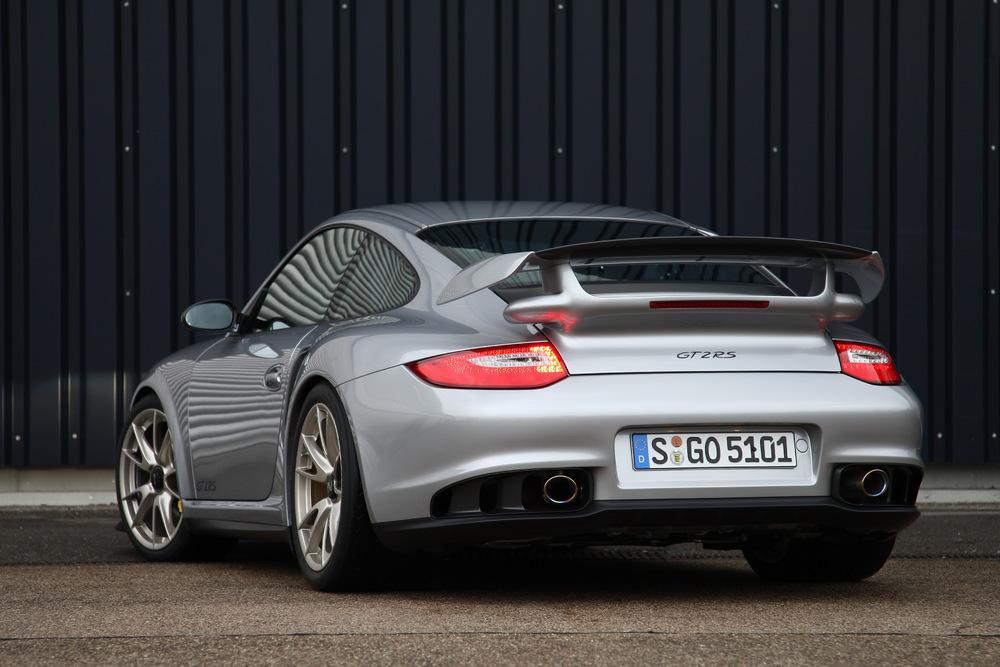 997 gt2 rs arriere