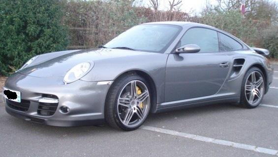Porsche 997 Turbo 3.6 (Porsche 997)