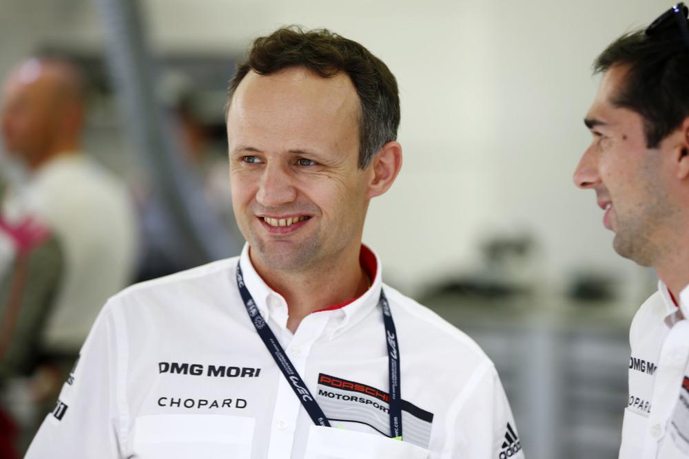 Alexander hitzinger technical director porsche lmp1