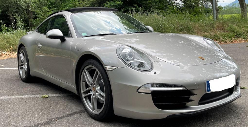 Porsche 991 Carrera (Porsche 991)