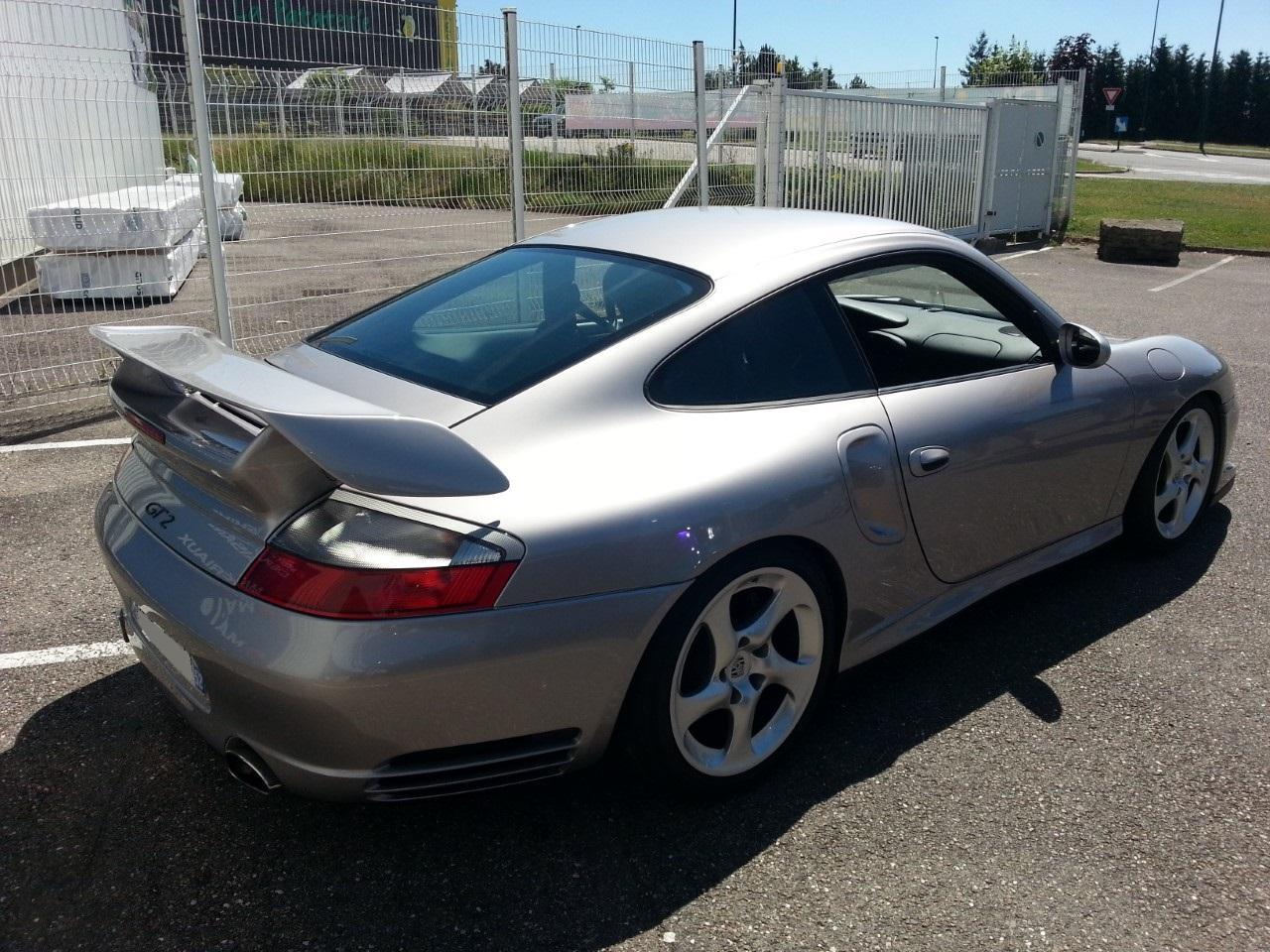 Porsche 996 GT2 462 ch (Porsche 996)