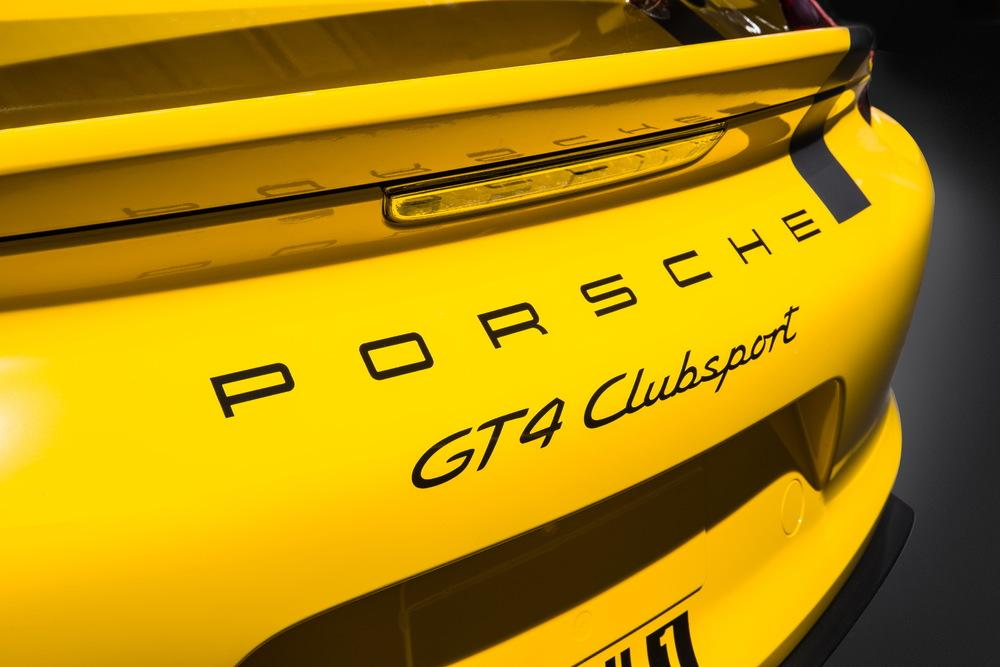 Cayman gt4 clubsport 6