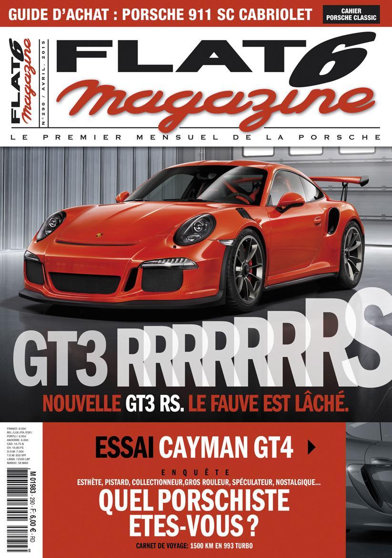 Flat6 magazine N°290