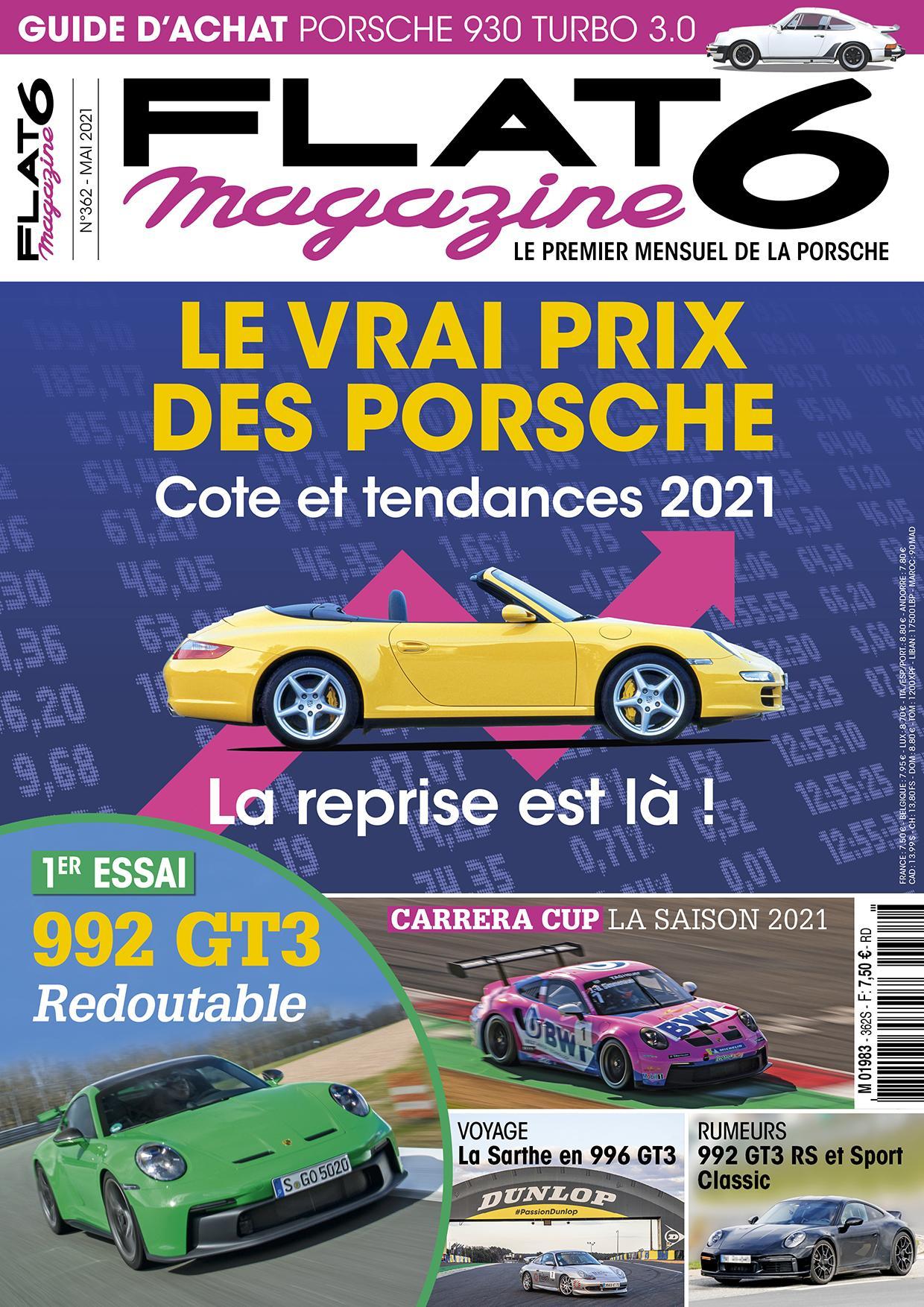 Flat6 Magazine N°362