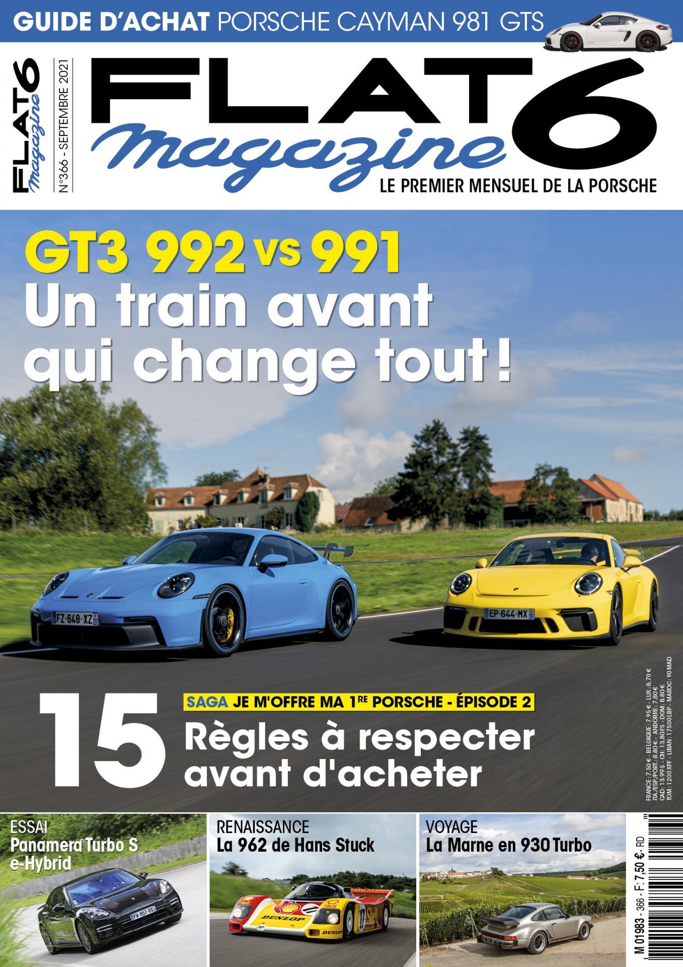 Flat6 Magazine N°366