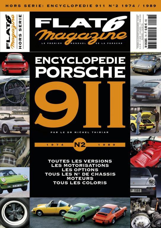 Hors série : Encyclopédie 911 N°2 - 1974-1989