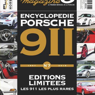 Hors série : Encyclopédie 911 N°7 - Editions limitées