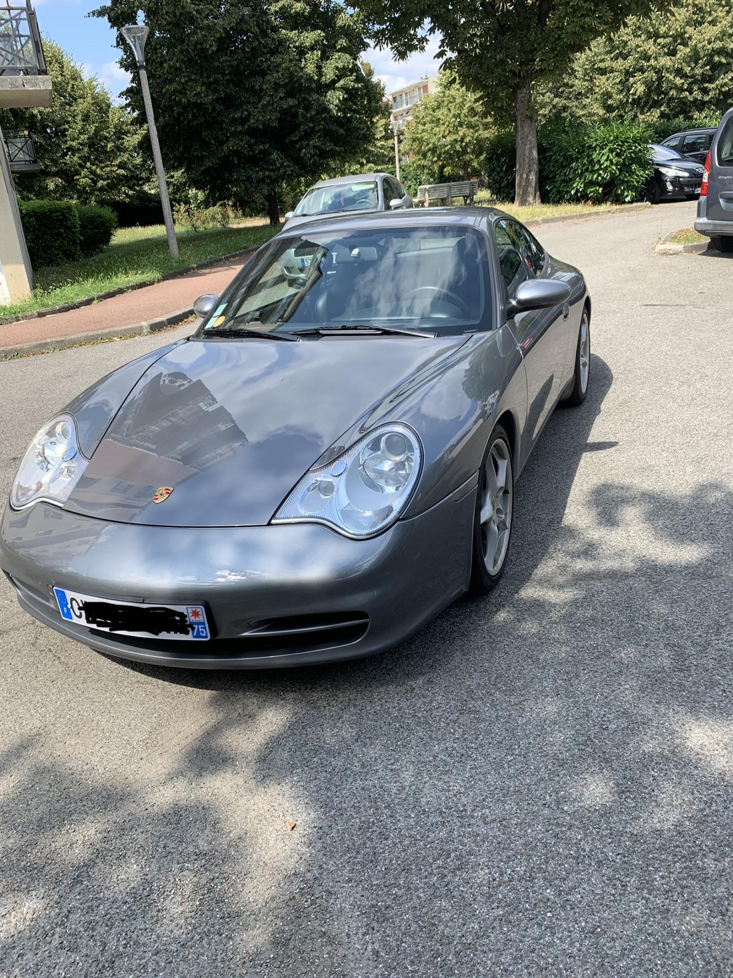 Porsche 996 3.6 Carrera (Porsche 996)