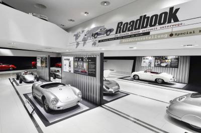 Expo porsche roadbook