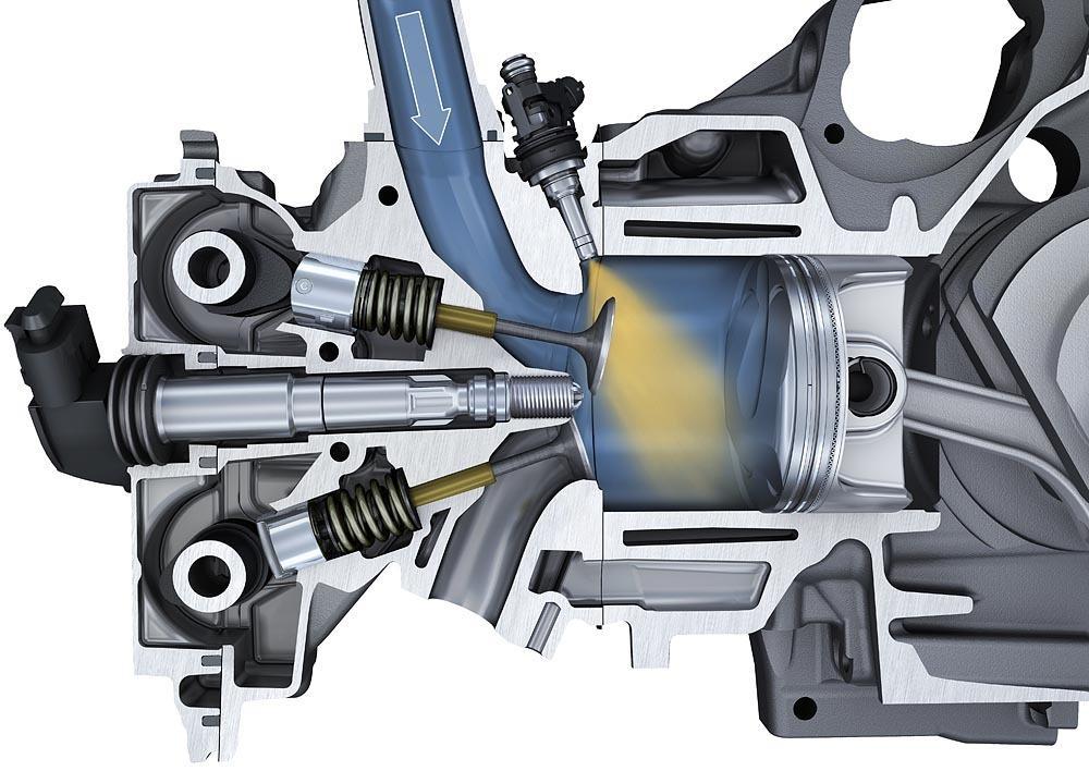 Porsche 997 phase 2 injection directe