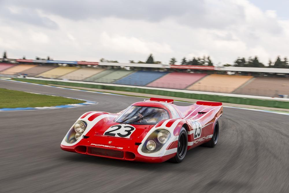 Le mans winner 1970 porsche 917 kh coupe no 23