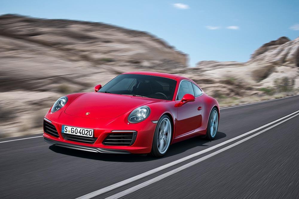 Porsche 911 ph2 carrera s avant