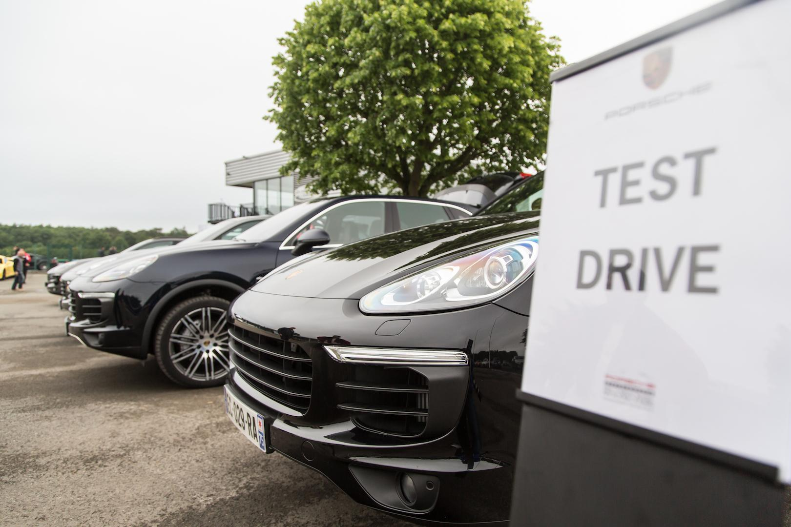 Porsche distribution roadshow 7
