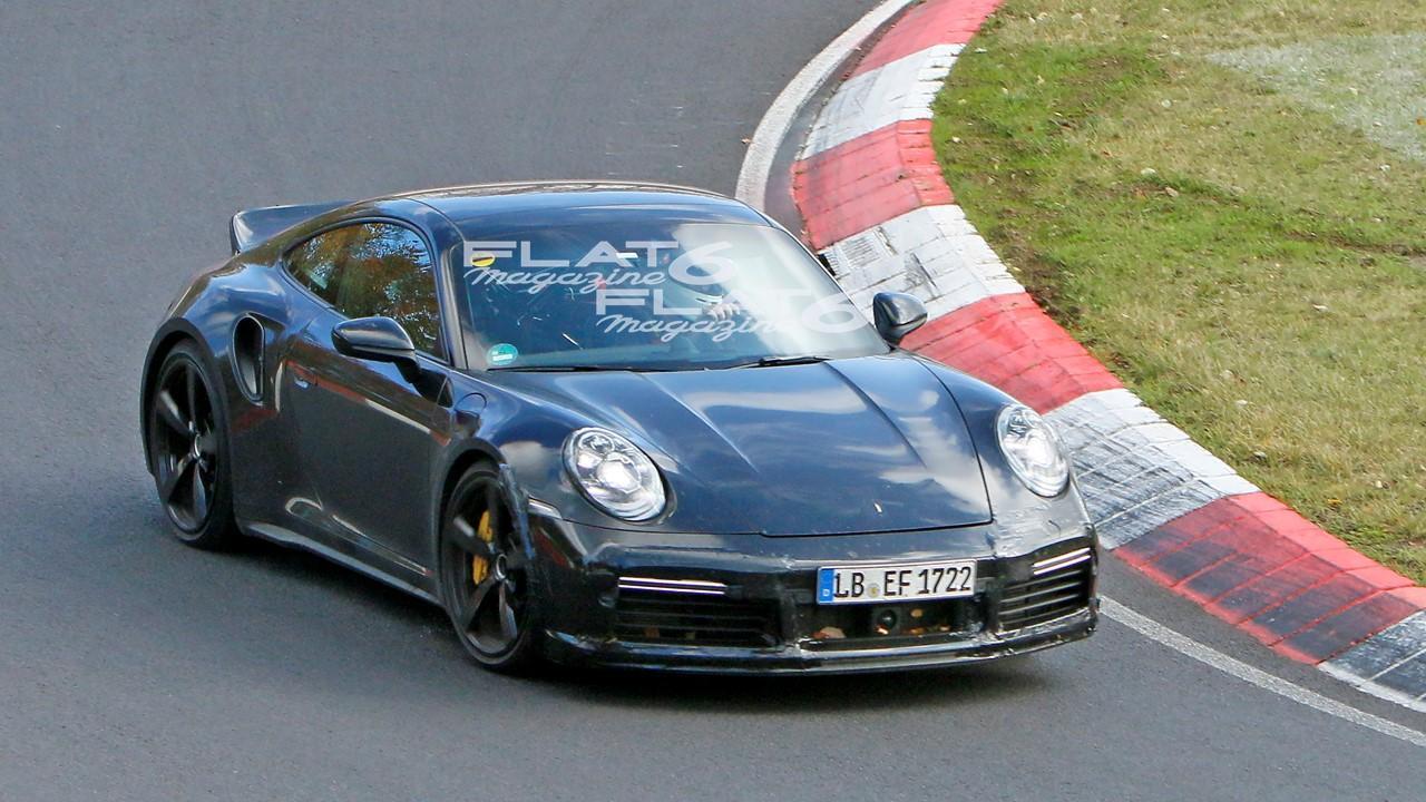 Porsche 992 sport classic 2
