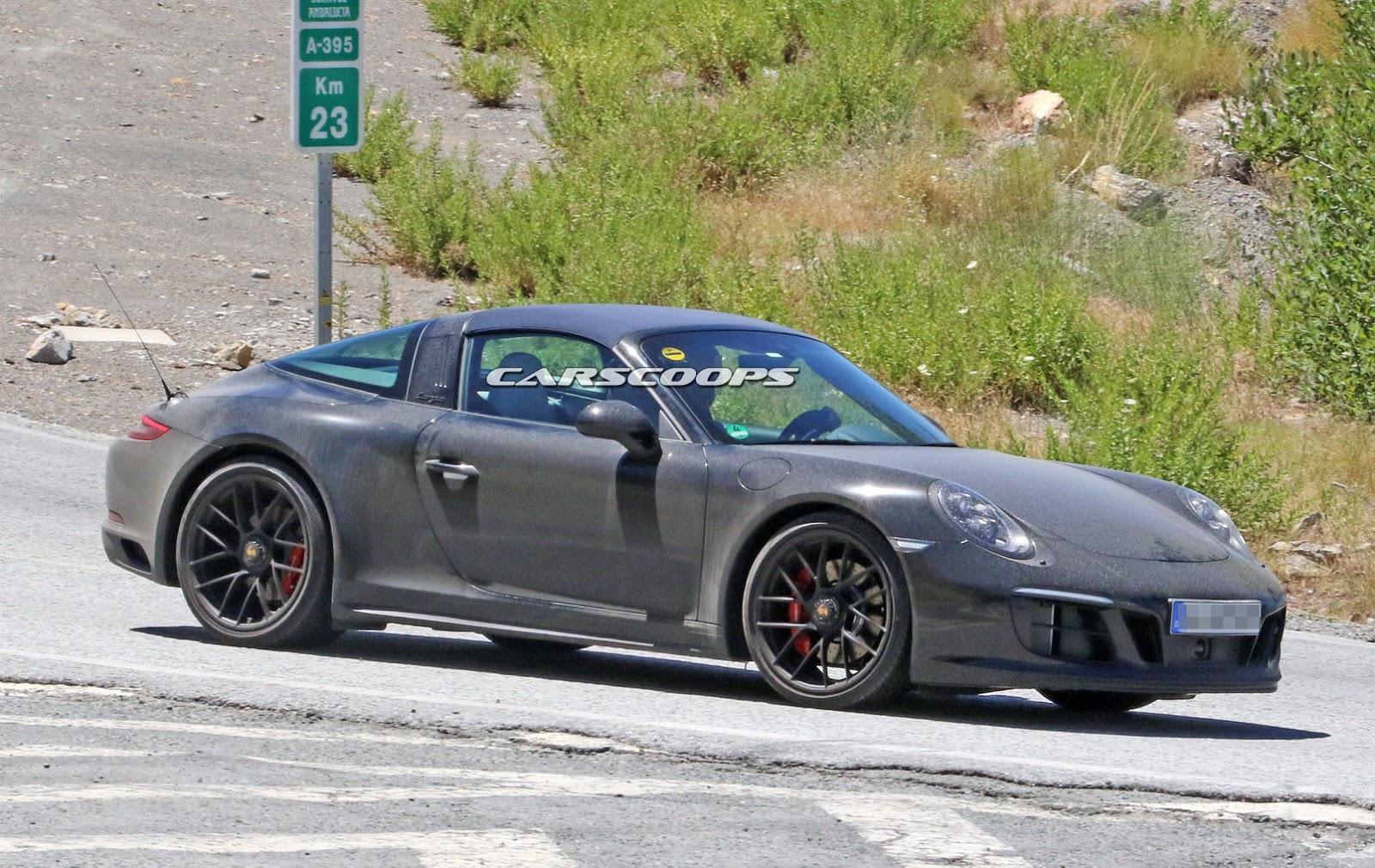 Porsche 991 2 gts targa 6
