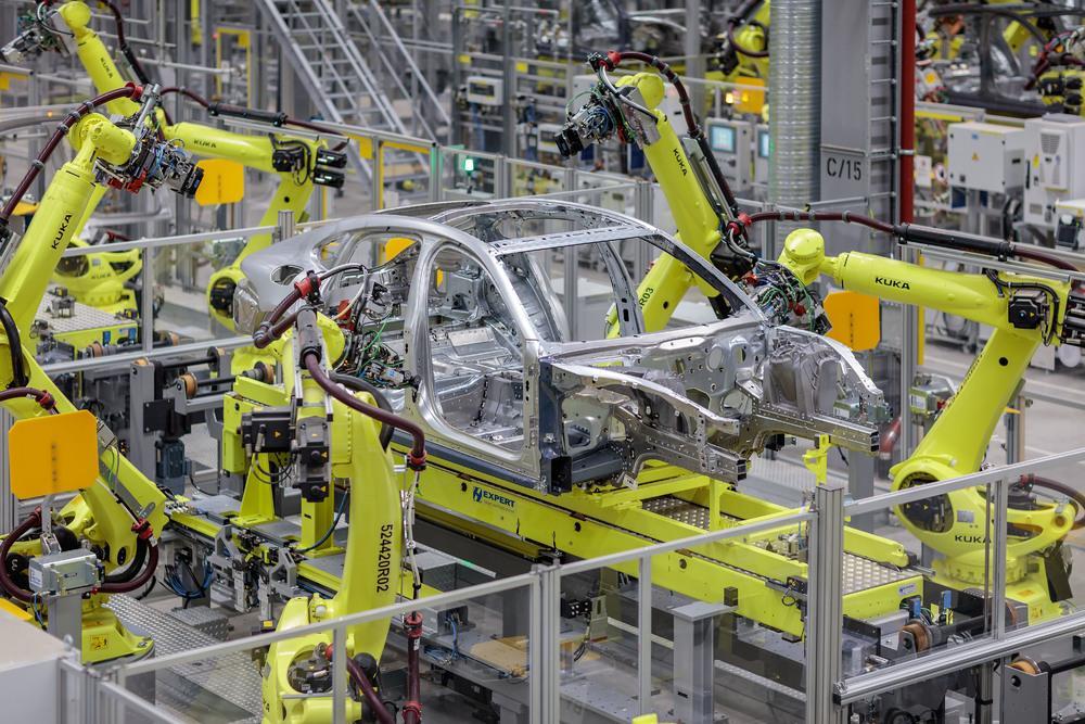 Porsche leipzig construction panamera 2
