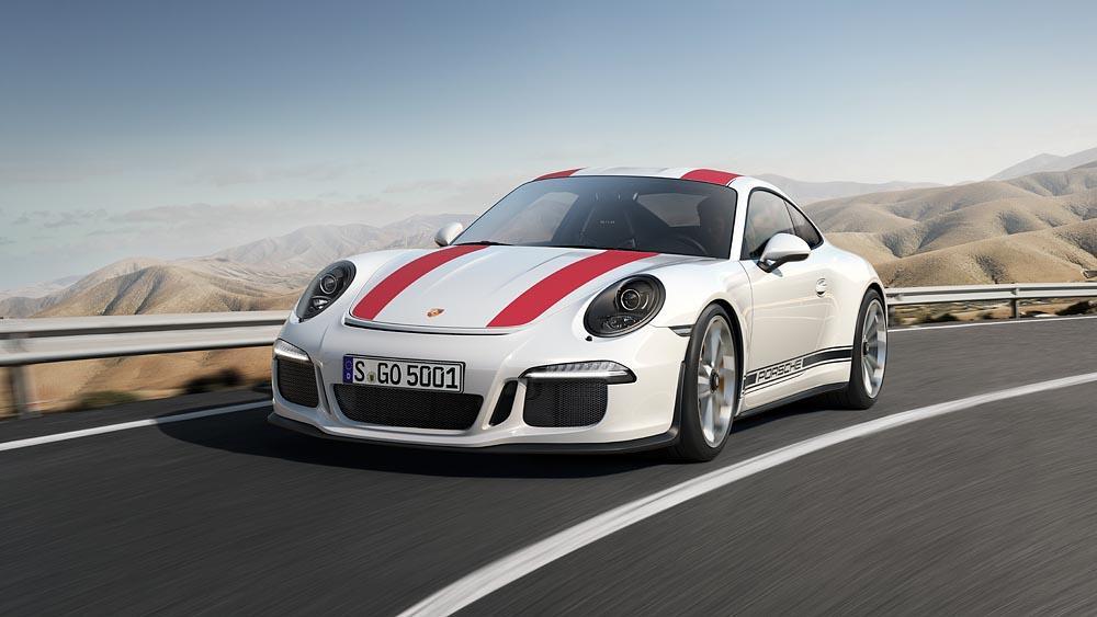 Porsche gene ve 2016 911 r 4