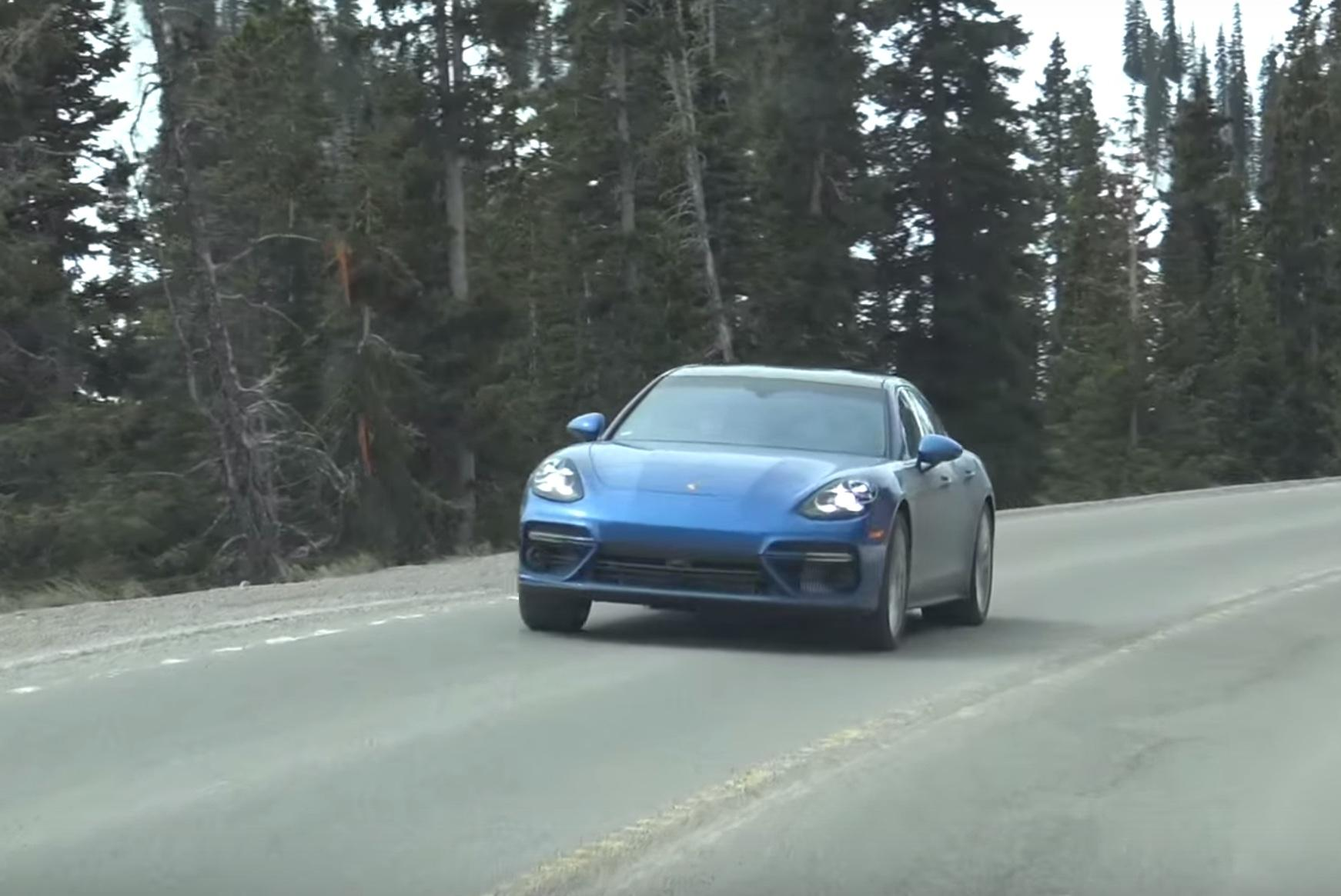 Porsche pana 4