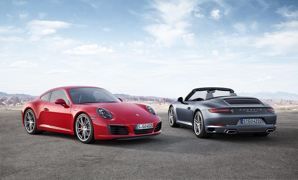 Porsche 911 ph2 carrera et carrera s