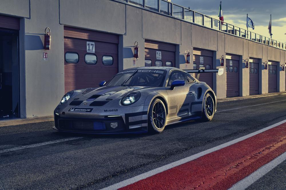 Porsche 992 gt3 cup 5
