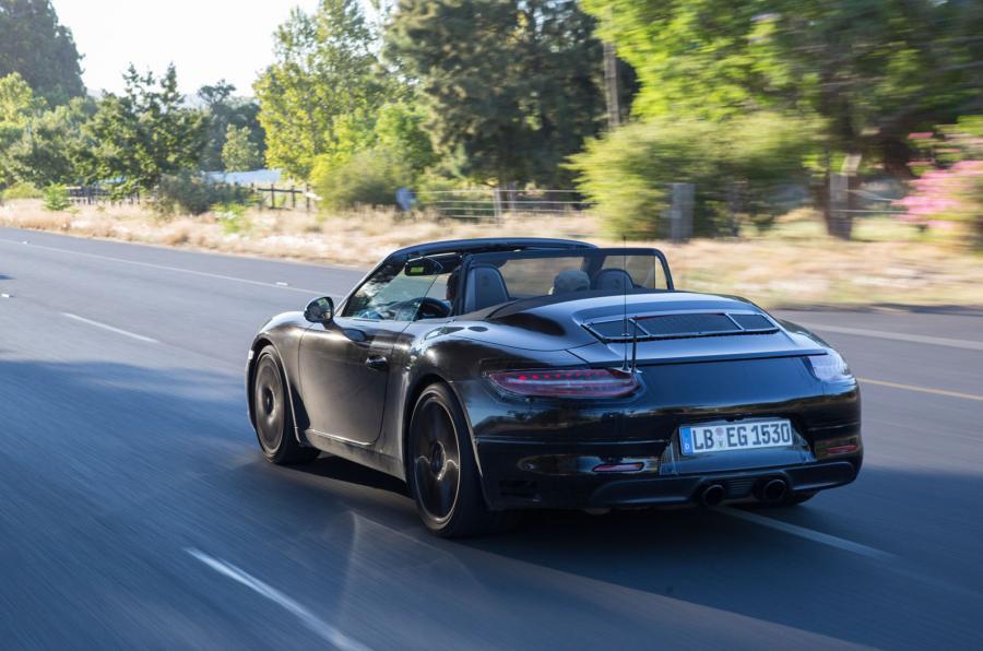 Porsche 991 phase2 2