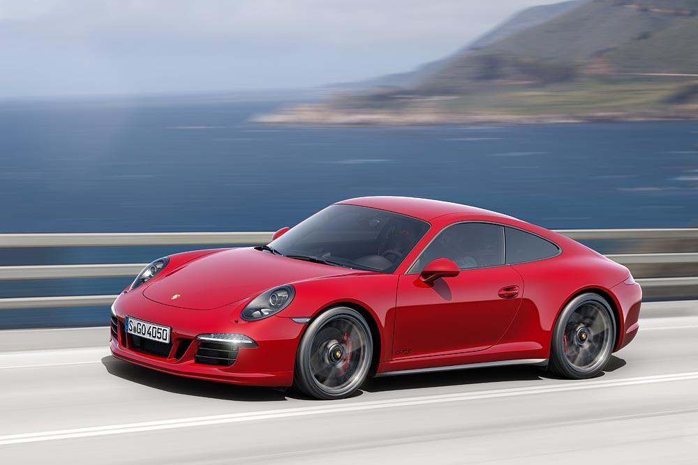 911 carrera gts 4 coupe