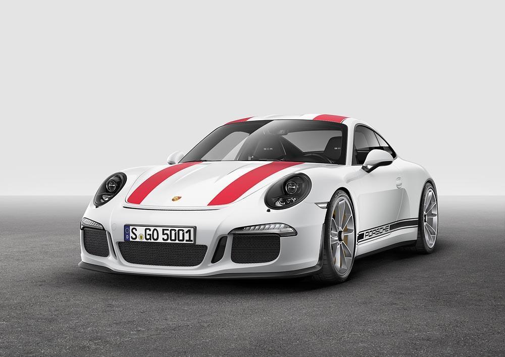 Porsche 911 r 1