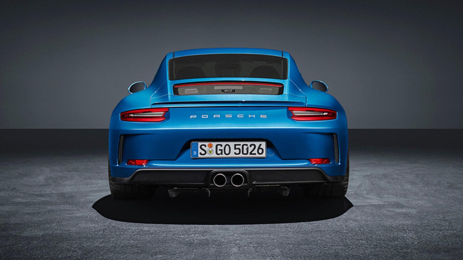 Porsche gt3 touring 4