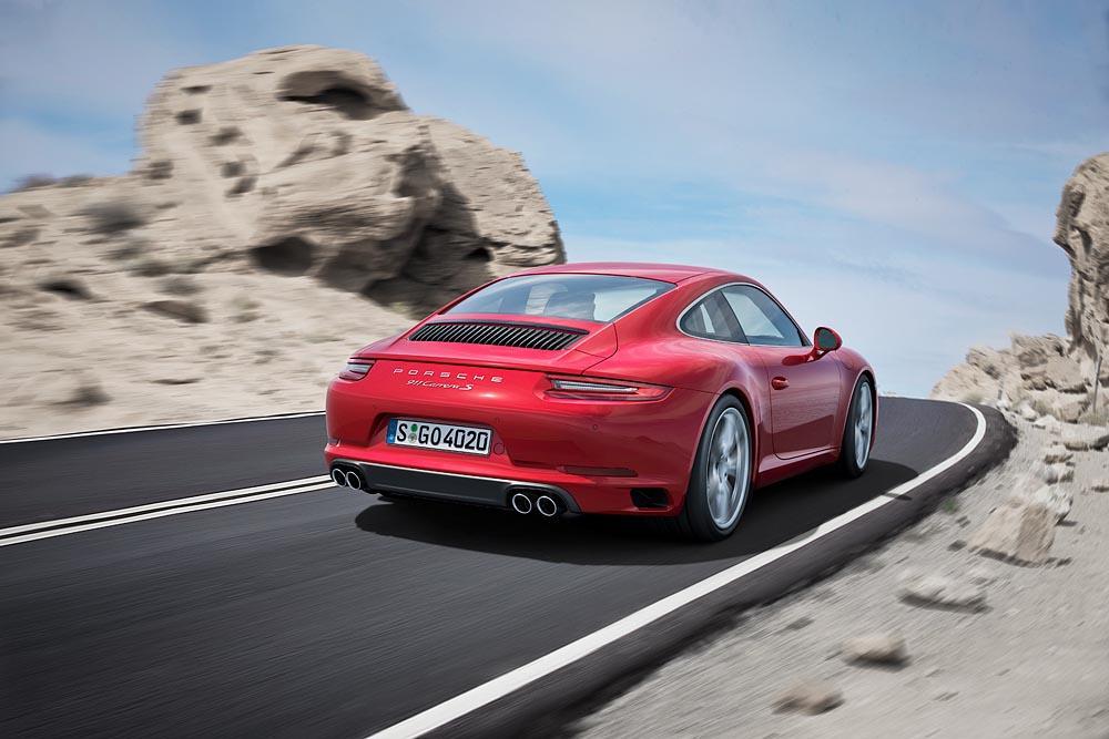 Porsche 911 ph2 carrera s arrie re