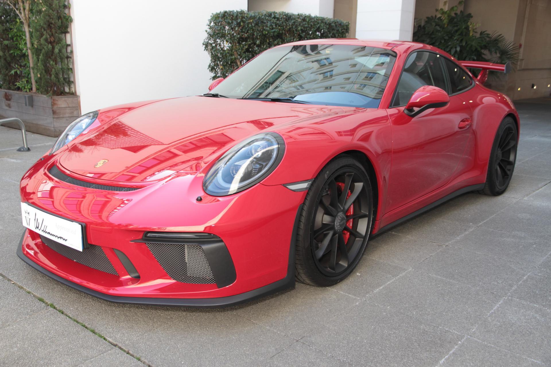 Porsche 991 GT3 ph 2 (Porsche 991)
