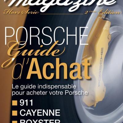 Hors série Flat 6 Magazine : Porsche 911 le guide d'achat 2006