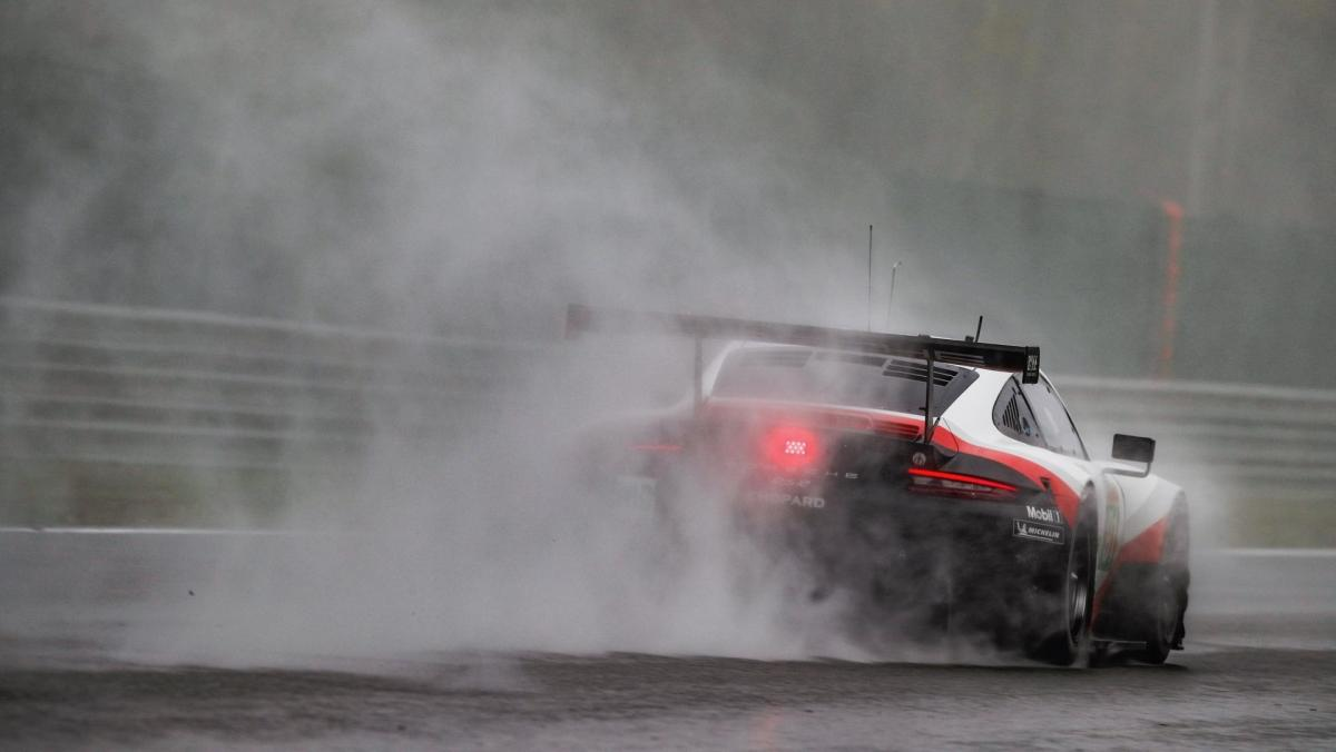 High 911 rsr qualifying fia wec spa francorchamps 2019 porsche ag 1