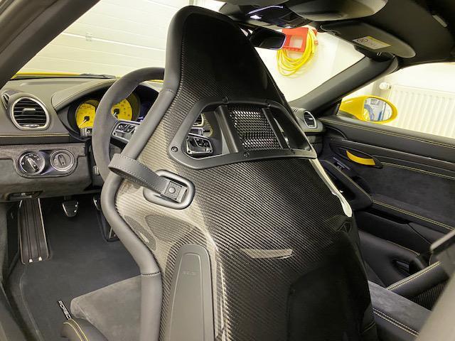 Porsche Boxster Spyder (Boxster)